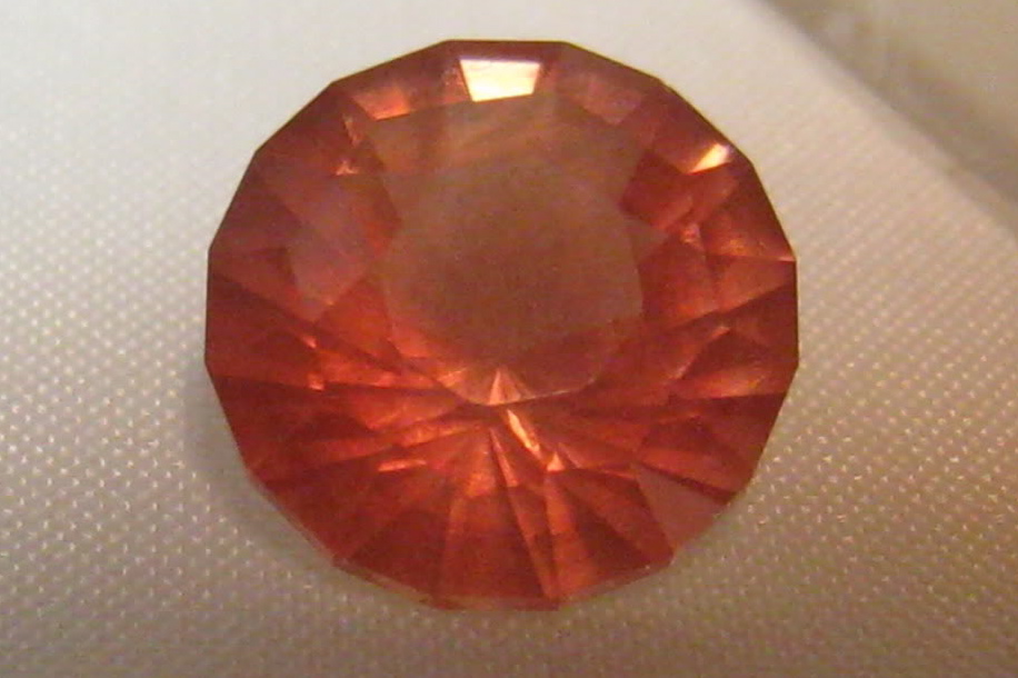 faceted gem