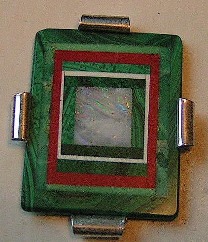 jewelry size intarsia